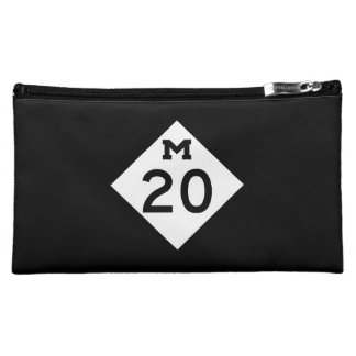 Michigan M-20 Cosmetics Bags
