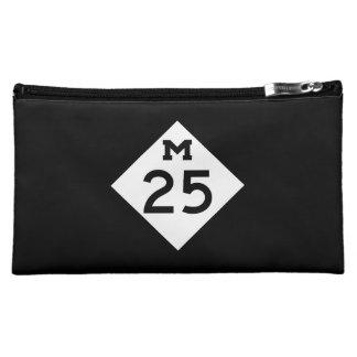 Michigan M-25 Makeup Bags