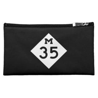 Michigan M-35 Cosmetic Bag