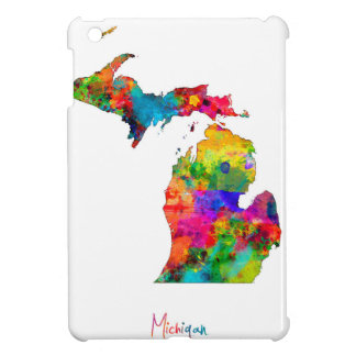 Michigan Map Case For The iPad Mini