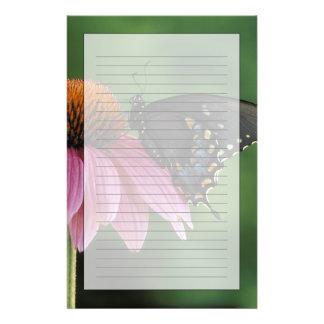 Michigan, Rochester. Spicebush Swallowtail on Custom Stationery