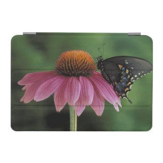 Michigan, Rochester. Spicebush Swallowtail on iPad Mini Cover