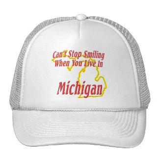 Michigan - Smiling Cap