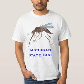 Michigan State Bird Tshirt