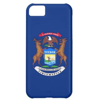 Michigan State Flag iPhone 5C Case