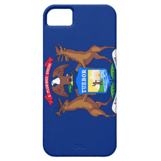 Michigan State Flag iPhone 5 Cover