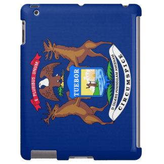Michigan State Flag iPad Case