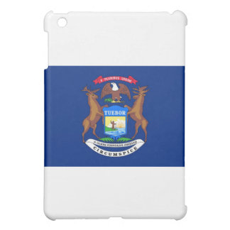 Michigan State Flag iPad Mini Case