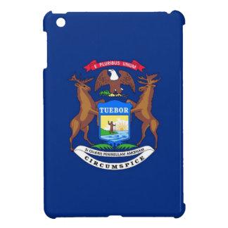 Michigan State Flag iPad Mini Cases