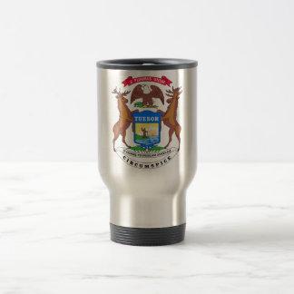 Michigan State Seal Coffee Mug