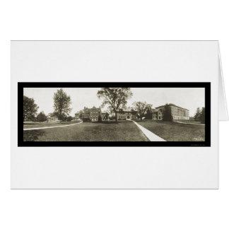 Michigan State University Photo 1912 Card