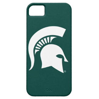 Michigan State University Spartan Helmet Logo iPhone 5 Case