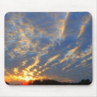 Michigan Sunset Mouse Pad