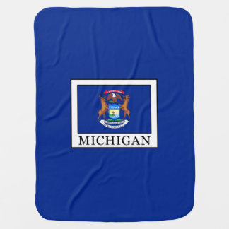 Michigan Swaddle Blankets