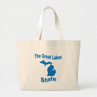 Michigan The Great Lakes State Bag