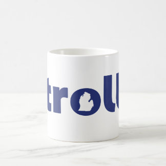 Michigan Troll Coffee Mug