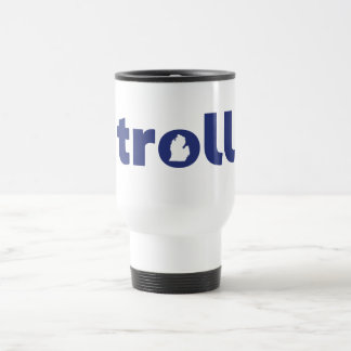 Michigan Troll Travel Mug