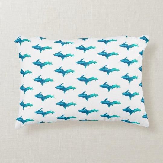 MIchigan U.P. Accent Pillow