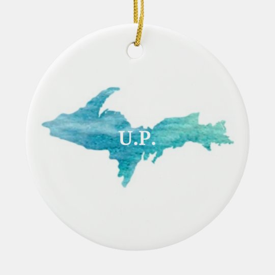 MIchigan U.P. Ornament
