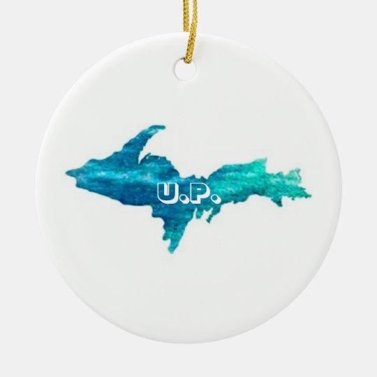MIchigan U.P. Ornament