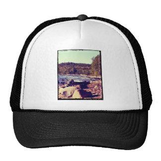 Michigan Upper Peninsula Mesh Hat