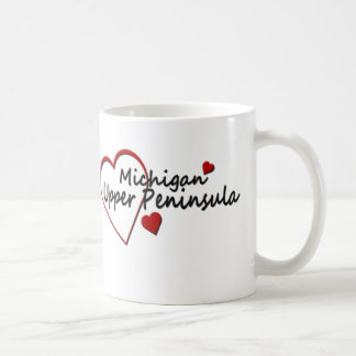 Michigan Upper Peninsula Mug