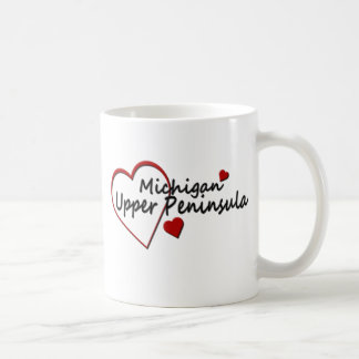 Michigan Upper Peninsula Mugs