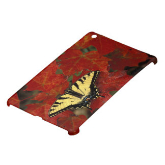 Michigan, Wetmore. Tiger Swallowtail on maple Cover For The iPad Mini
