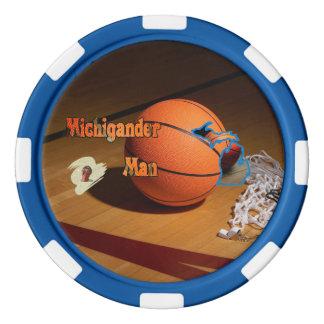 Michigander Chip! Poker Chips