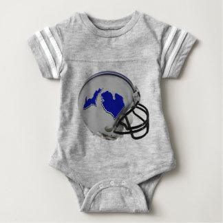 Michigandered Baby Bodysuit