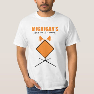 Michigan's State Insect Shirt