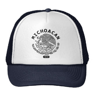 MICHOACAN MEXICO 1810 HAT