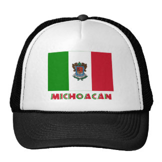 Michoacán Unofficial Flag Cap