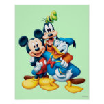 Mickey Mouse & Friends 1 Poster