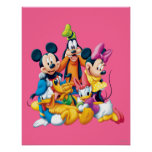 Mickey Mouse & Friends 6 Poster