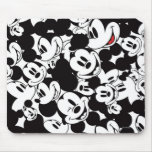 Mickey Pattern 6 Mouse Pad