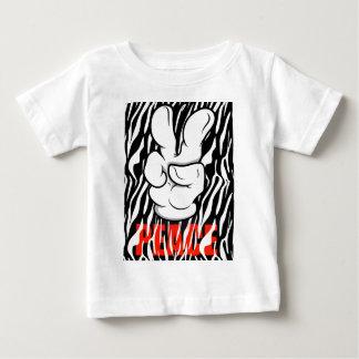Mickey Peace Symbol Fingers Shirt