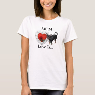 MickeyElvis Chihuahua 1C T-Shirt