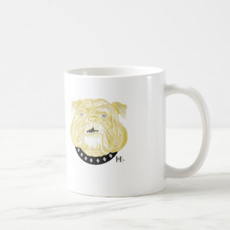 Micmuttness a Bulldog that I once knew Basic White Mug