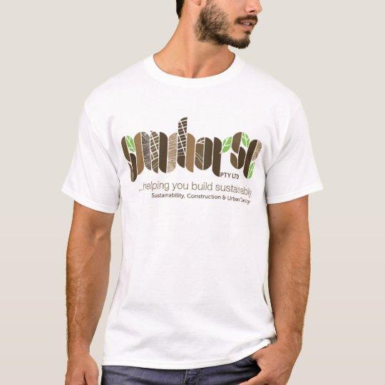 Micro fibre Sawhorse L-sleave T-Shirt