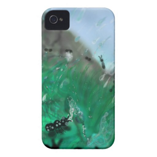 MIcro life ants iPhone 4 Case-Mate Case