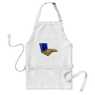 micro processor apron
