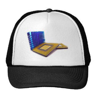 micro processor cap