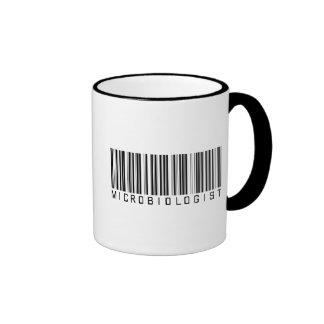Microbiologist Bar Code Mug