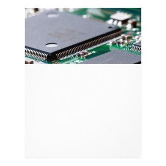Microchip 21.5 Cm X 28 Cm Flyer