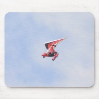 Microlight Airplane Mouse Mat