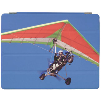Microlight Flying In Sky, Western Cape iPad Cover
