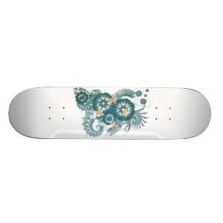 Micronesia Flag 21.6 Cm Skateboard Deck
