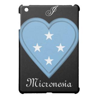 Micronesia flag case for the iPad mini