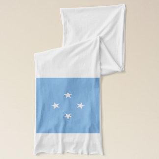 Micronesia Flag Lightweight Scarf